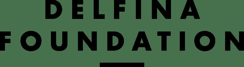 Delfina Foundation, full logo, transparent background.png